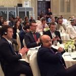Infinity Media Middle East wśród zaproszonych na Emiracko-Polskie Forum Biznesu. Abu Dhabi 29.04.2015.