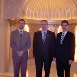 Polish Deputy Prime Minister and Minister of Economy, Waldemar Pawlak, came to the United Arab Emirates on 16-18 January 2012 to attend the World Future Energy Summit.