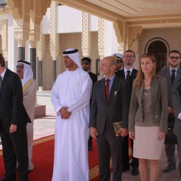 On 21-23 April 2012, Polish Prime Minister Donald Tusk visited the UAE accompanied by government and private sector representatives. During his visit he met with the UAE Prime Minister, Emir of Dubai and with the next in line to the Abu Dhabi throne. The UAE-Poland Economic Forum was held at the same time.