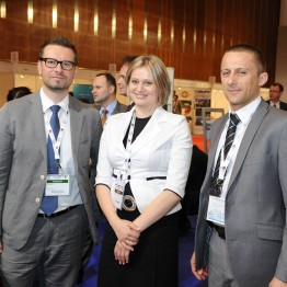During the Annual Investment Meeting held in Dubai in May 2013, Maciej Białko organized a range of B2B meetings for 17 Polish companies (from furniture, food, hotel, yacht and aviation industry).