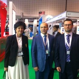 Annual Investment Meeting 2011 took place in Dubai between 8 and 12 May. During that event Maciej Białko organized matchmaking meetings fo a range of Polish companies.