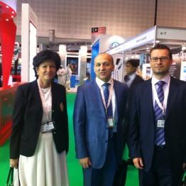 W dniach 8-12 maja 2011 roku miały miejsce targi Annual Investment Meeting w Dubaju, w trakcie których Maciej Białko odpowiadał za organizację spotkań matchmakingowych dla polskich firm.